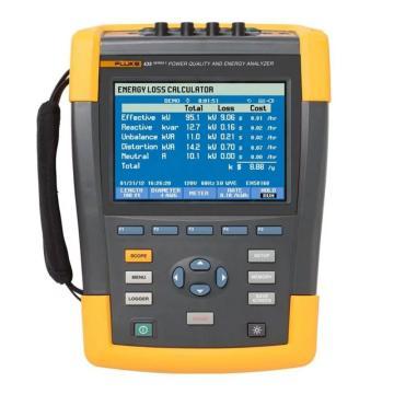 福禄克/FLUKE 高级三相电能质量分析仪,FLUKE-435-II-U