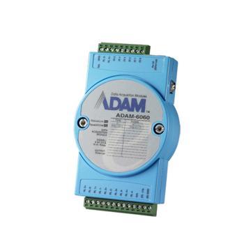 研华Advantech 数据采集模块,ADAM-6060