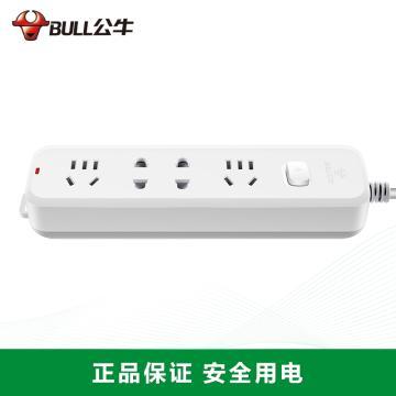 公牛BULL 接线板,GN-B5220 3m