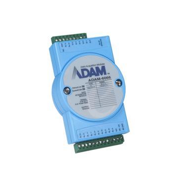 研华Advantech 智能型以太网IO模块,ADAM-6066-D