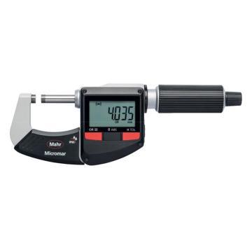 马尔/Mahr 无线数显千分尺,0-25mm,4157100,不含第三方检测