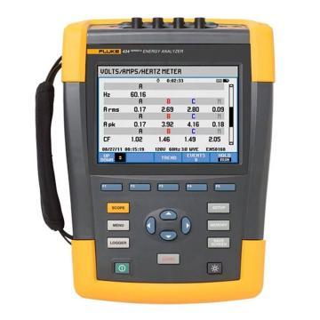 福禄克/FLUKE Basic三相电能质量分析仪,FLUKE-434-II/BASIC