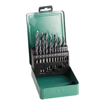 世达SATA 19件套耐磨直柄麻花钻组套,52919