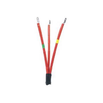 森发 10KV交联电缆三芯户内终端-热缩,SF-10kVRSNY-3/1-25mm²