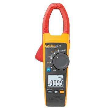 福禄克/FLUKE 真有效值钳形电压电流表,FLUKE-375 FC/CN