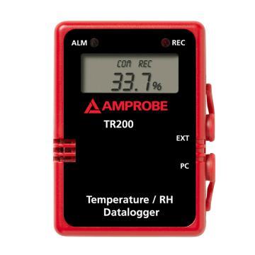 福禄克安博/Amprobe 温湿度记录仪工业高精度温湿度监测仪 ,TR200-A