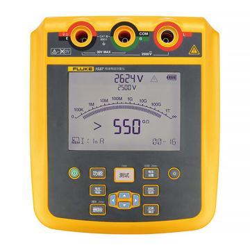 福禄克/FLUKE 绝缘电阻测试仪数字摇表兆欧表,FLUKE-1537/CN