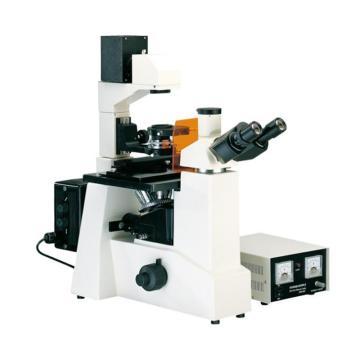 测维 三目倒置荧光显微镜,LWD200-37FT