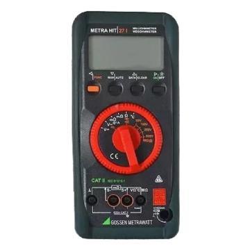 德国高美测仪 /GMC-I 绝缘微欧多用表,METRAHit 27I Set