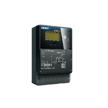正泰CHINT DTS634/DSS663三相电子式电能表(昆仑),DTS634 220/380V10(100)A1级LCD红外/485昆仑