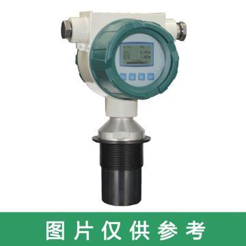 特力声 防爆型超声波液位计,UTG21-HE-015-ZG 中英文显示 15m DC12-36V 4-20mA IP67 EXdⅡBT6