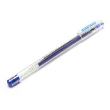 白金 中性笔,WE-45 0.38 蓝色,10支/盒 单位:盒(替代:ECU892)