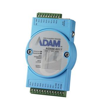 研华Advantech 数据采集模块,ADAM-6017