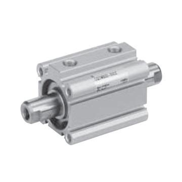 SMC 紧凑型气缸,双杆双作用,CQ2WB100-20DZ