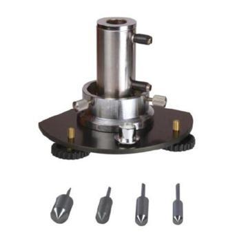 精天 少量样品适配器,配合RVDV-2使用时,测量范围为50~10 000 000mpa·s