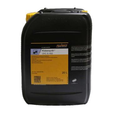 克鲁勃 合成齿轮油,UH1 6-460,20L/桶