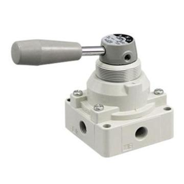 SMC 手动阀,VH400-04
