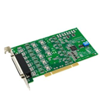 研华Advantech 8端口RS-232通用PCI串口卡,PCI-1620A-DE