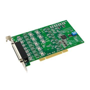 研华Advantech 8端口RS-232D带浪涌保护PCI串口卡,PCI-1620B-DE