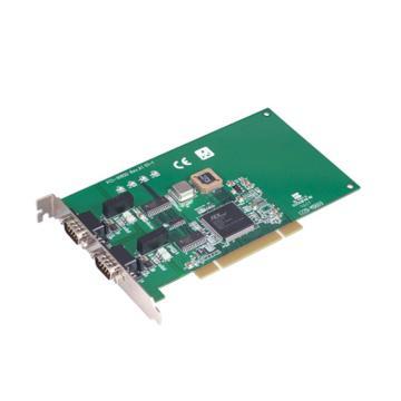 研华Advantech 2端口通用PCI总线CAN卡,带隔离保护,PCI-1680U-BE