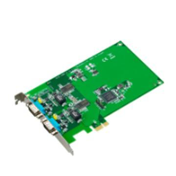 研华Advantech 2端口通用PCIE总线CAN卡,带隔离保护,PCIE-1680-AE