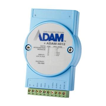 研华Advantech 分布式IO模块RS485,ADAM-4012-DE