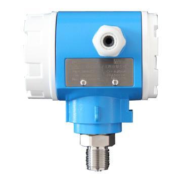 皖科 压力变送器,WNK4S(0-10kpa),0-10kpa 螺纹连接LCD 4-20mA 0.2级 316L膜片