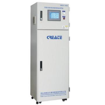 科瑞达 水质多参数在线自动分析仪,MWA-1400 可测量PH/溶解氧/电导率/浊度/温度 环保认证