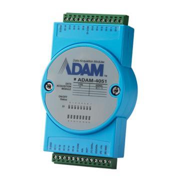 研华Advantech 分布式IO模块RS485,ADAM-4051-BE