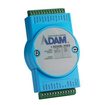研华Advantech 分布式IO模块RS485,ADAM-4069-AE