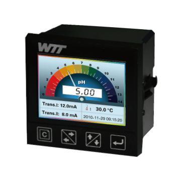 科瑞达 PH在线分析仪,PH-8500A配PH-1110A 10m线 DC24V±15% 接线叉式