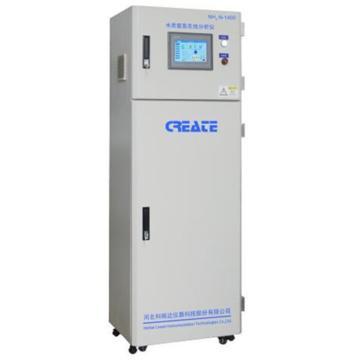 科瑞达 氨氮在线分析仪,NH3-N-1400 测量范围0~300.0mg/L 环保认证