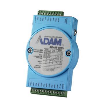 研华Advantech 智能型以太网IO模块,ADAM-6015-DE