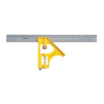 史丹利 公制活动直角尺,300mm,STHT46143-23