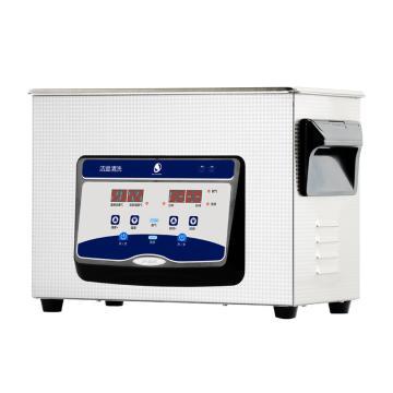 洁盟 数控触摸超声波清洗机,数码定时加热,容量:4.5L,超声波功率:90/180W,JP-030S