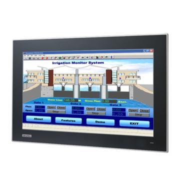 研华Advantech 新一代全平面工业平板显示器,FPM-7181W-P3AE