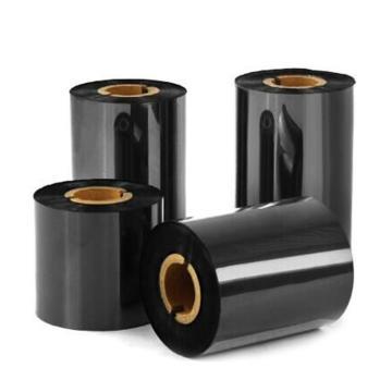 西域推荐 蜡基碳带,宽度(mm):110;长度(m):90;颜色:黑色