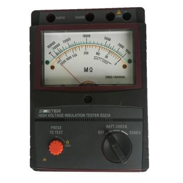 艾斯米特/SMETER 绝缘电阻测试仪,S321A