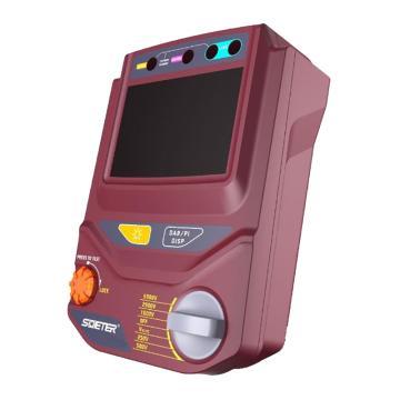 艾斯米特/SMETER 数字式绝缘电阻测试仪,S325X