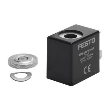 费斯托FESTO 电磁线圈,MSFW-110-50/60-OD,34420