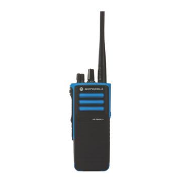 摩托罗拉 防爆对讲机,XIR P8608EX ATEX 用于高位爆炸性气体和可燃性粉尘的危险环境IIC级防爆等级