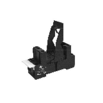 宏发HONGFA HF18FF功率继电器底座,18FF-3Z-C4(每盒30个)