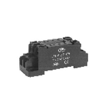 宏发HONGFA HF18FF功率继电器底座,18FF-2Z-C2(每盒6个)