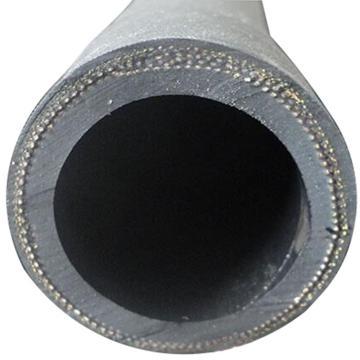 西域推荐 黑色夹布走水橡胶管3层,25mm*3层*20米