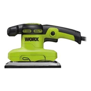 威克士WORX平板式砂光机, 92x180mm 320W, WU649