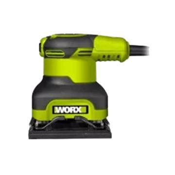 威克士WORX平板式砂光机, 113x102mm 240W, WU646