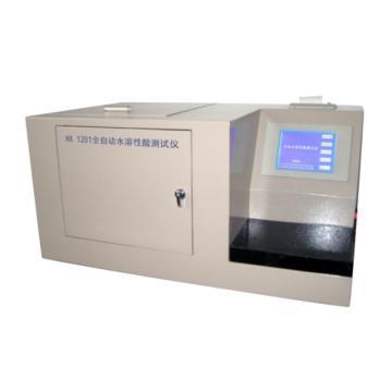 豪克斯特/HXOT 全自动水溶性酸测试仪,HX 1202