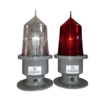 正企 GZ-155LED长寿命航空障碍灯 220V 20W 红光 IP65适用于高度150米以下的建筑,单位:个