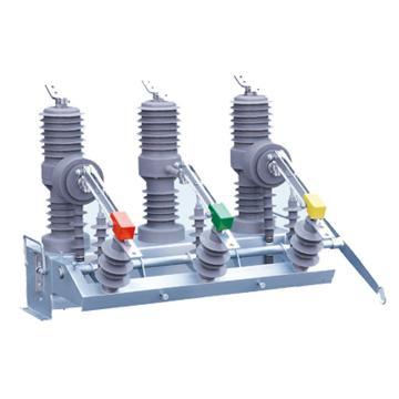 智多信 高压真空断路器,ZW32-12G/630-25 手动带隔离 325kva