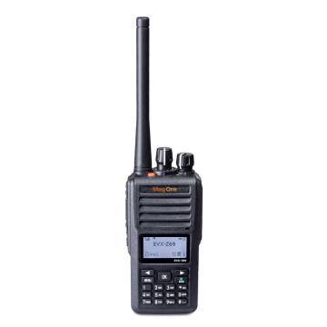 摩托罗拉 数字对讲机,Mag One EVX-Z69( DMR常规录音8小时数字对讲机)数模兼容 防水防水高性能